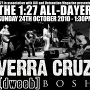 Verra Cruz, Dweeb & Bosh To Perform At 'The 1:27 All Dayer' Event