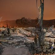 GoFundMe Page Setup To Support Brenton Brown After Family Home Destroyed By Californian Wildfires