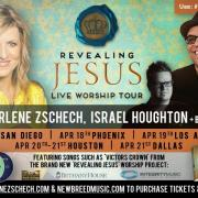 Darlene Zschech & Israel Houghton Combine For Revealing Jesus US Tour