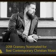 Zach Williams Wraps Year With Second GRAMMY Nomination & Billboard Top Christian Male Vocalist & New Artist Of Year