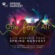 Spring Harvest To Release 'One For All: Live Worship From Spring Harvest'