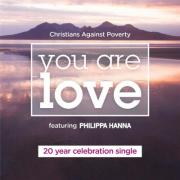 Philippa Hanna Releases CAP Charity Single 'You Are Love'