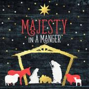 Various Artists - Majesty In A Manger