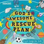 Audacious Church Releases New Kids Praise Album 'God's Awesome Rescue Plan'