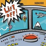 Audacious Church Release Brand New Kids Album 'Lift Off'