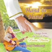 Karrie Harris Releases Song From 'Hand In Hand: Songs From The Secret Place'