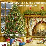 Vivienne Neville & Ian Ventress Release 'Silent Night' Single Featuring Jordan Harlow