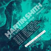 Martin Smith Takes His God's Great Club Tour To The Celtic Nations