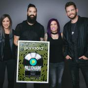 Skillet Reach Two Billion Streams As 'Feel Invincible' Reaches Platinum Certification