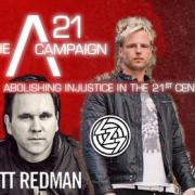 LZ7 Join With Matt & Beth Redman In '27 Million' Single For A21 Campaign