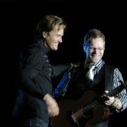 Michael W Smith & Steven Curtis Chapman Live in London
