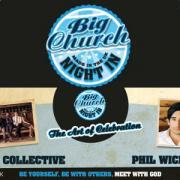 Big Church Night In Tour - Rend Collective & Phil Wickham