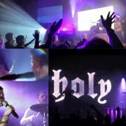 The City Harmonic & JJ Heller Join Up For 'Holy (Wedding Day)' Concert Video