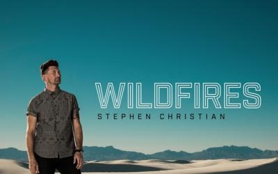 Anberlin's Stephen Christian Releasing 'Wildfires' Solo Album