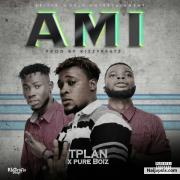 Britts World Entertainment Release 'AMI' By TPlan & PureBoiz