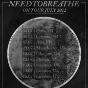 Needtobreathe Announce European Tour With Dates Alongside Sting & Bruce Springsteen