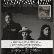 Needtobreathe Announce Five-Date UK Tour After December Dates Sell-Out