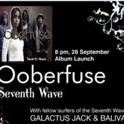 Ooberfuse Launch 'Seventh Wave' Album At Free London Gig With Galactus Jack & Baliva