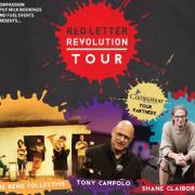 Rend Collective Experiment Join Tony Campolo & Shane Claiborne For Red Letter Revolution UK Tour
