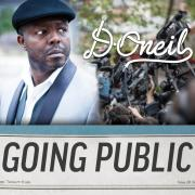D. Oneil Releasing 'Going Public' Album