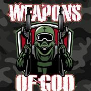 Weapons of God To Release Self-Titled Debut Metal Album
