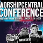 Worship Central Conference With Martin Smith, Matt Redman & Rend Collective