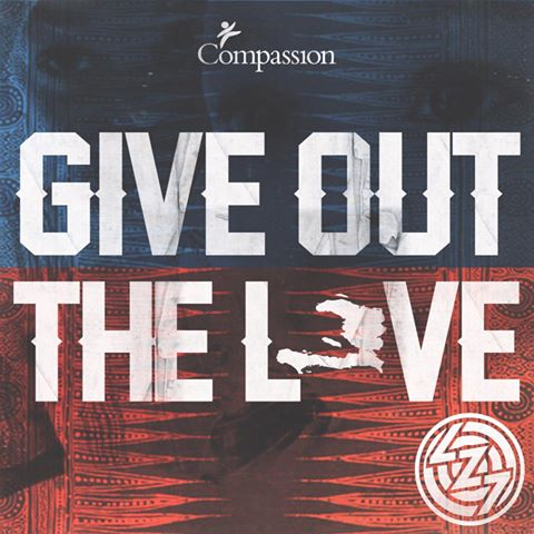 LZ7 - Give Out The Love (Single)