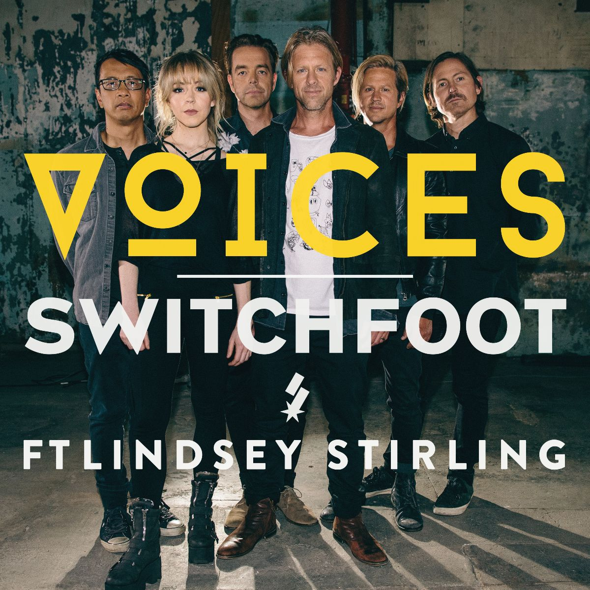 Switchfoot - Voices Ft Lindsey Stirling