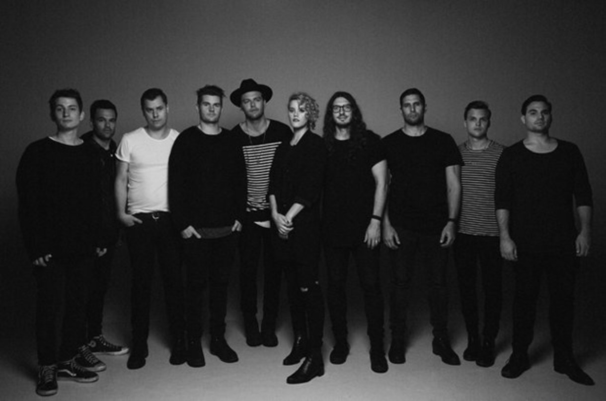 Hillsong United Receive First American Music Award