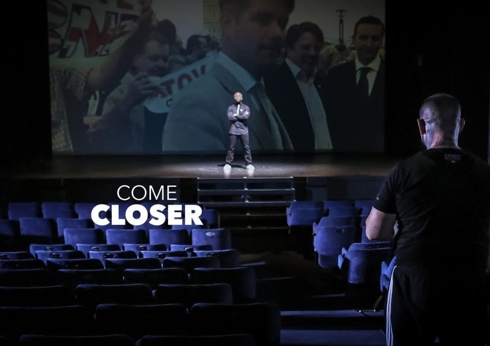 The Dave Ellis Addresses The Challenges of Racism In 'Come Closer'