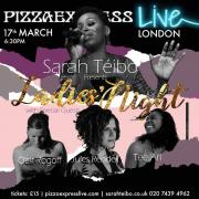 Sarah Teibo Returns To Pizza Express London With Headline Show Celebrating Women